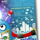 New Issue of Sloto Magazine has Tips on Enjoying the Holidays, Positive Predictions for 2020 & 3-Month Bonus Calendar