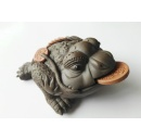 NimaTea Traditionally Handmade Money Frog Zisha Tea Pet Now Available on Amazon