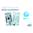 New STM32 Nucleo Development Boards Reinforce Support