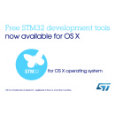 Free Tools from STMicroelectronics Extend Developer Access to STM32 Microcontrollers across All Desktop Environments