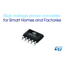 High-Voltage Converter from STMicroelectronics Enables 