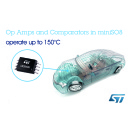 STMicroelectronics Extends Automotive ECU Miniaturization by Shrinking in Half Grade-0 Analog ICs