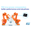 Latest-Generation 16V CMOS Analog Comparators from STMicroelectronics Boost Efficiency, Speed, and Reliability