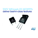New Best-in-Class 900V MOSFETs from STMicroelectronics Enhance Power and Efficiency of Flyback Converters