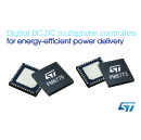 STMicroelectronics Launches Digital Multiphase Controllers for Energy-Efficient Power Delivery in Servers and Data Centers