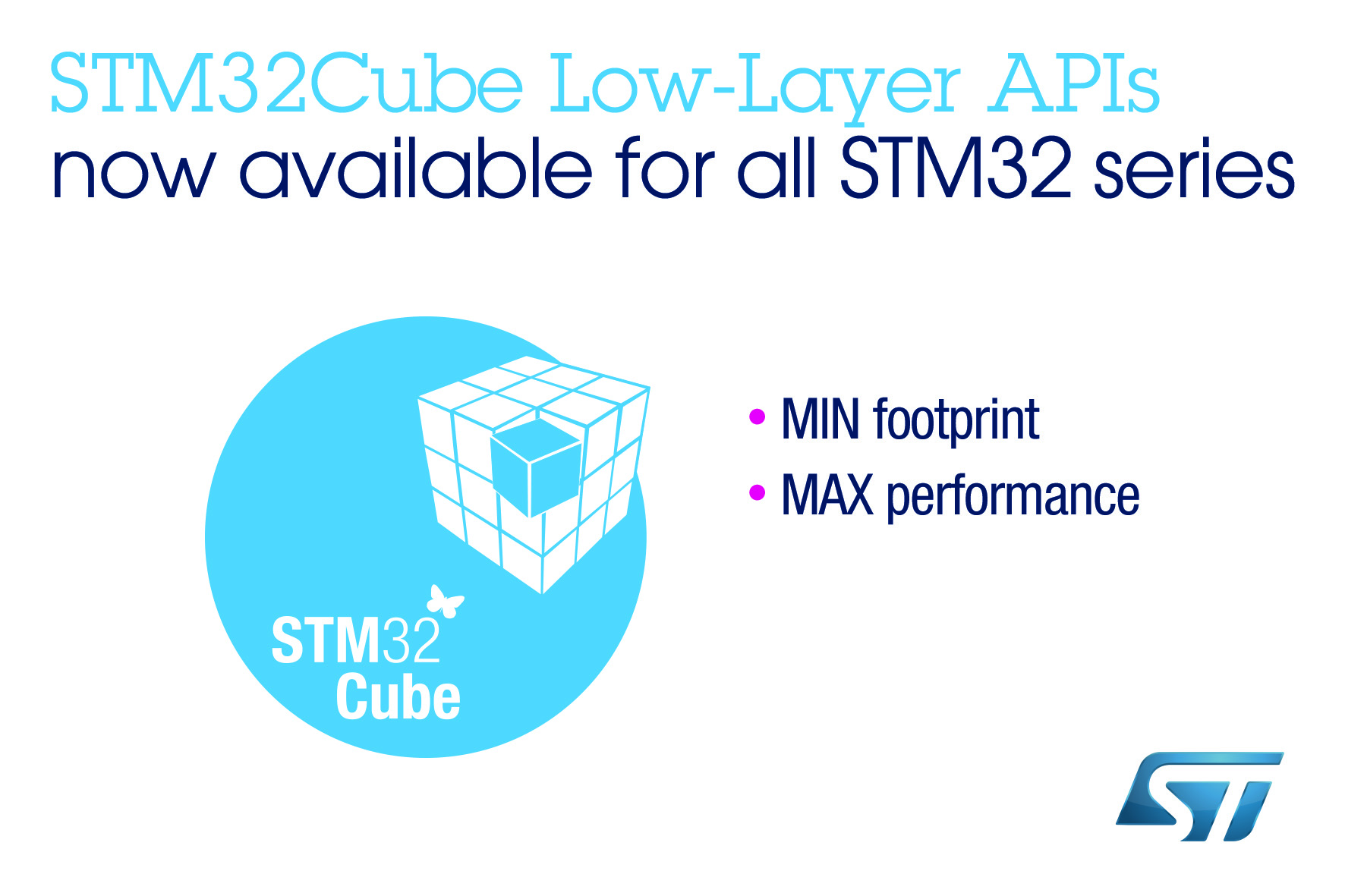 STMicroelectronics Completes Deployment of Low-Layer