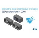 STMicroelectronics' ESD-Clamping Diodes in 0201 Package Bring Industry-Best Performance Protection to Tiny Smart Objects