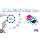 High-Power Electronic Fuse from STMicroelectronics Integrates Value-Added Features for Safety and Reliability