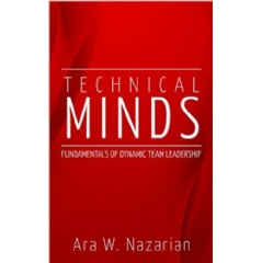 �Technical Minds��by Ara Nazarian
