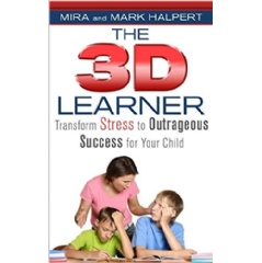 """The 3D Learner"" by Mira and Mark Halpert"