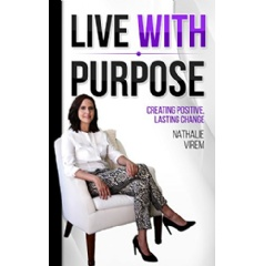 """Live With Purpose"" by Nathalie Virem"