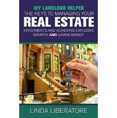 Author, Linda Liberatore shows readers how to manage their real estate investments