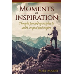 "Get your daily does of motivation & inspiration with ""Moments of Inspiration"""