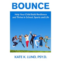 Author, Kate Lund, teaches parents her techniques for bolstering their child's resilience.