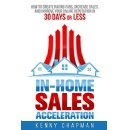 "Best Selling Book, ""In-Home Sales Acceleration,"" Is Now Free on Amazon for 5 Days 