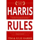 "Best Selling Book, ""Harris Rules,"" Is Now Free on Amazon for 5 Days (until 09/22/2017)"