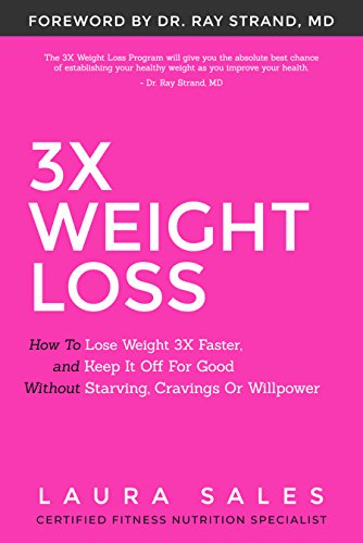 "Laura Sales' ""3X Weight Loss"" - Free Download Tomorrow (01/22/2018"