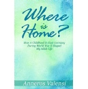 "Best Selling Book, ""Where is Home?"" Is Now Free on Amazon for 5 Days (until 04/06/2018)"
