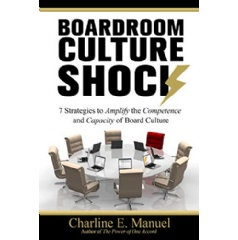 "Charline Manuel's ""Boardroom Culture Shock"" - Free Download Tomorrow (12/10/2018)"