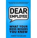 """Dear Employee,"" an Amazon Best-Selling Book is Free for One More Day (until 01/25/2019)"
