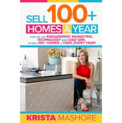 "Krista Mashore's ""Sell 100+ Homes A Year"" - Free Download Tomorrow (04/22/2019)"