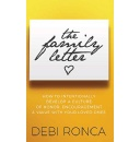 "Debi Ronca's ""The Family Letter"" - Free Download Tomorrow (07/29/2019)"