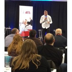 Samuel Golding Speaking At The Home Business Summit UK