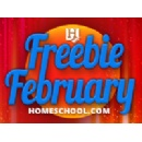 Homeschool.com announces their Freebie February event of 2016