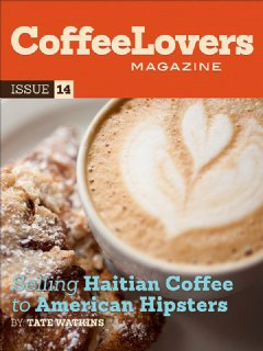 Coffee Lovers Magazine January 2014 Issue Cover (New Design)