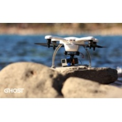 Ghost Drone integrated with GoPro camera