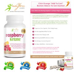 nuYou Labs Hi-Potency Raspberry Ketone Lean for rapid fat & weight loss