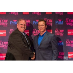San Antonio, TX, public speaker Joe Libby was featured at the Total Success Summit, which was headlined by Arnold Schwarzenegger.