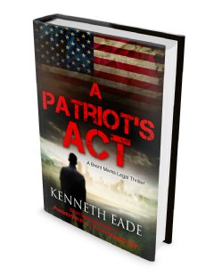 In Kenneth Eade's next book,