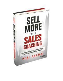 Sell More with Sales Coaching Book Cover