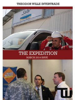 TWI�s The Expedition - March 2014 Issue