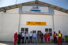 Safar continues to offer critical on-the-ground support and oilfield products through its 2,200 square meter facility in Erbil.