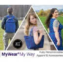 VPersonalize Launches MyWear� Store, the International Marketplace for On-Demand, Custom Fashion
