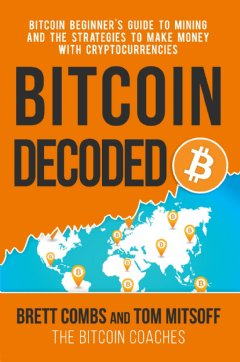 'Bitcoin Decoded' has hit best-seller status in three separate Amazon Kindle book categories.
