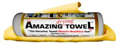 The Amazing Drying Towel - The towel you can depend on to dry your cars, boats, expensive gadgets and even your pets. Replaces your stack of towels.