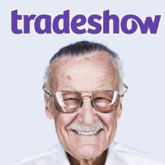 Tradeshow with Stan Lee