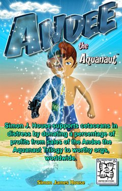 Andee The Aquanaut: Guardian of the Great Seas (Andee The Aquanaut Trilogy's)
