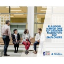 EllisDon Named One of Greater Toronto's Top Employers for 2019