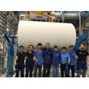 ANDRITZ Successfully Starts up Turnkey Tissue Production Line at Bashundhara Paper Mills