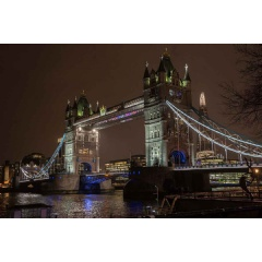 OPPO held the UK launch event at the Tower Bridge in London   -Credit: OPPO-