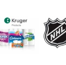 Kruger Products Becomes the Official Canadian Tissue of the National Hockey League (NHL®)