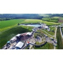 Transforming a Former Shale Mine Into a New Park and Outdoor Event Facility