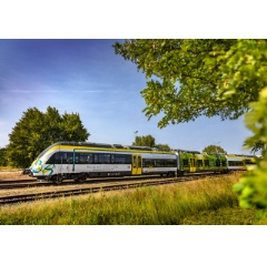 Bombardier TALENT 3 battery-powered train.  -CREDIT: Bombardier-