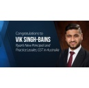 Ryan Promotes Vik Singh-Bains to Goods and Services Tax Principal and Practice Leader