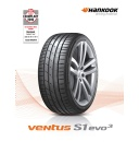 Hankook Tire's Ventus S1 evo 3 Achieves Top Position And Outstanding Rating From Auto Bild Tire Test