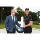 BMW PGA Championship: Danny Willett wins at 15th anniversary of the flagship tournament and celebrates the BMW double.